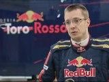 F1 - Presentazione Toro Rosso STR4