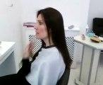 brezilya fönü uygulaması-prenses peruk-0312 4193707