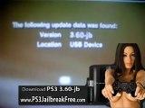 Jailbreak Sony PS3  3.60, Jailbreak PS3 with 3.60 Firmware