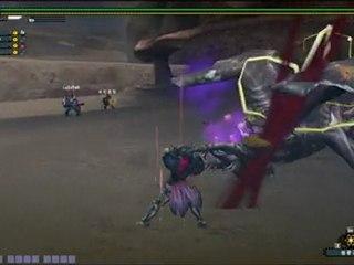 [MHFO] Kushala Daora SP/ 쿠샬다오라 강종   (Hunting Horn and statut lvl2 gameplay)