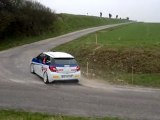 Special d'essai rally du touquet 2011 ! DS3 R3