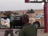 Bengasi: forse abbattuto un aereo di Gheddafi