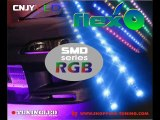 Kit bas de caisse Flex'o 7 couleurs RGB  telecommande-SHOPPING-TUNING-CNJY led- UNDER CAR KIT LED - NEW 2011