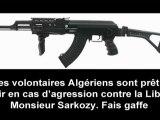 Monsieur Sarkozy. Fais gaffe
