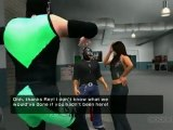 WWE Smackdown Vs Raw 2011 - Rey Mysterio Puts Out fire ...