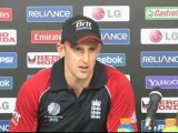 Strauss proud of England's win over West Indies