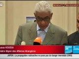 Libye - Allocution du ministre des affaires étrangères, Moussa Koussa
