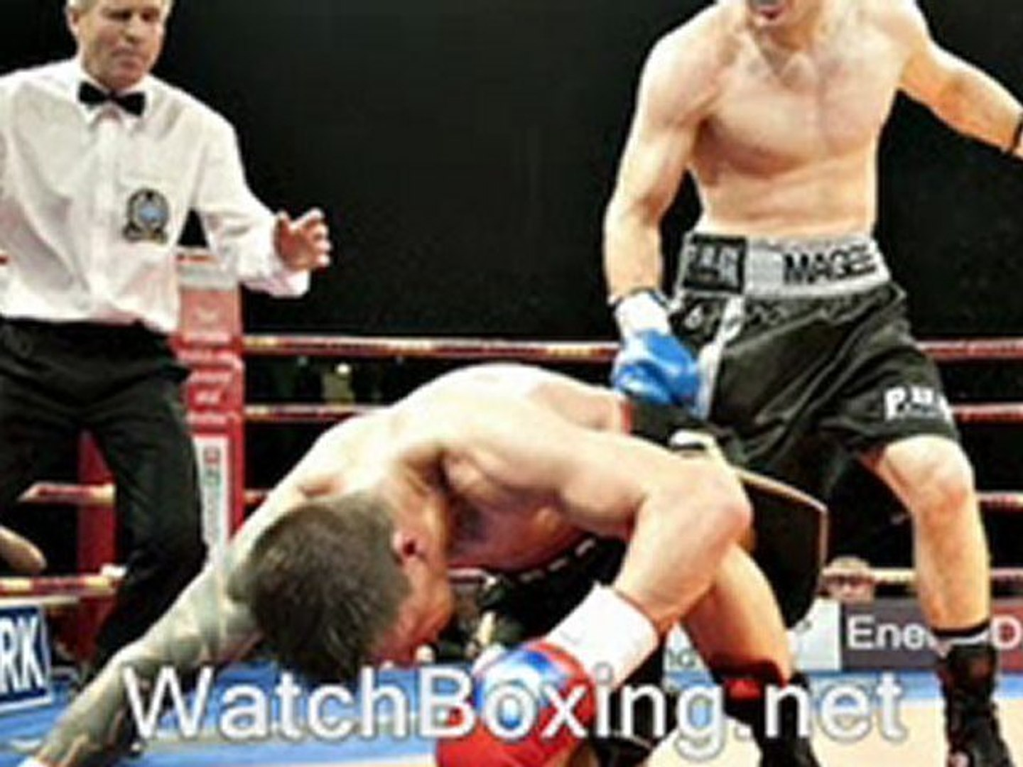watch ppv Lucian Bute vs Brian Magee live streaming world boxing