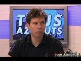 """Cédric Bannel """"L'homme de Kaboul"""" dans Tous Azimuts"""