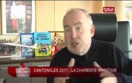 REPORTAGE CANTONALES  La Charente-Maritime