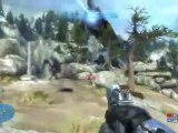 Halo- Reach - Bungie Quick Look- Noble DLC Tempest Map for Xbox 360