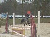 Texto Fox : 1ère sortie obstacle entraînement au Mans