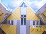 Cube Houses of Rotterdam - Great Attractions (Rotterdam, Netherlands)