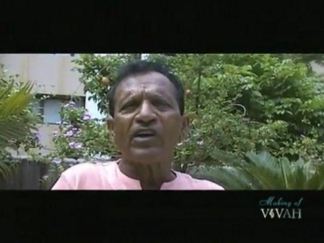Making of Vivah - Bollywood Movie - Sooraj Barjatya, Shahid Kapoor & Amrita Rao
