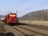 Lokomotiva 740 758-8 - Brandýs nad Orlicí, 15.3.2011 HD