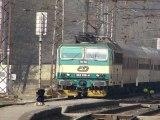 Lokomotiva 162 019-4 - Brandýs nad Orlicí, 15.3.2011 HD