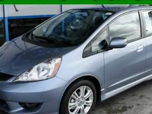 NEW HONDA SEATTLE 2011 Honda Fit