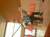 Concours d'accordéon d'Alençon, 19.03.2011, Stéphane, niveau débutant, médaille d'or mention d'exellence avec les félicitation du jury, sélectionné pour la finale de Paris