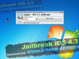 Dev-team Apple ios 4.3, Jailbreak ios 4.3, unlock apple 4.3 WORKING