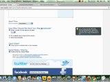 Blog Setup: Use Aweber To Send Blog Posts Automatically