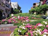 Lombard Street - Great Attractions (San Francisco, United States)
