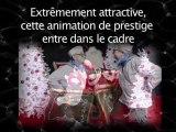 Noel : Animation stand photo de noël avec tirage immédiat