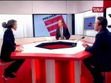 """Débat sur le front républicain : l'UMP est  """"suicidaire"""", selon Bernard-Henri Lévy"""