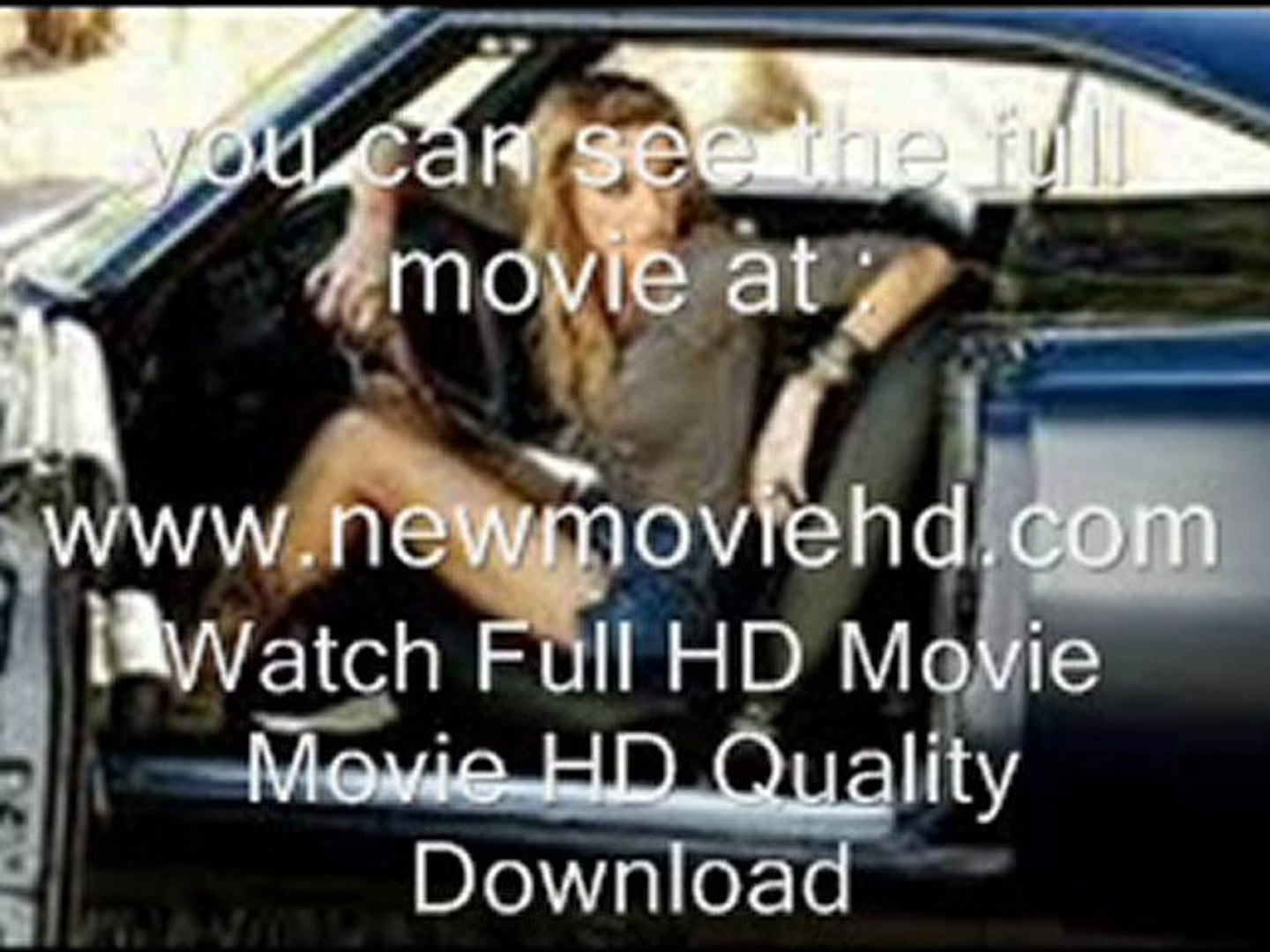 Drive Angry 3D Watch Movie
