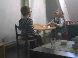 Caca-prout (Morgane et Julian le 20 mars 2011)