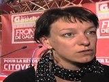 Corinne Morel-Darleux : Soirée électorale cantonales