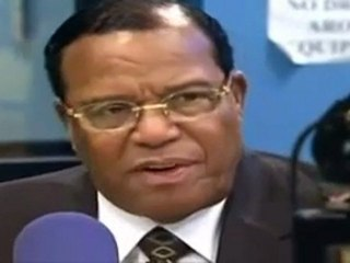 Farrakhan met en garde Obama sur la libye
