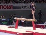 Coupe du monde de gymnastique. 18 ième Internationaux de France. Paris Bercy, filles