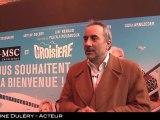 """Line Renaud - """"Croisière"""" itw Antoine Duléry par Tourisme.tv"""