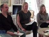 Interview participatif de Nicolas Duvauchelle et Jean-Baptiste Lafarge pour Peopleforcinema