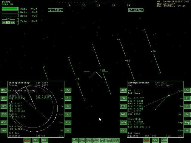 [Tutoriel Orbiter] De la Terre à Mars