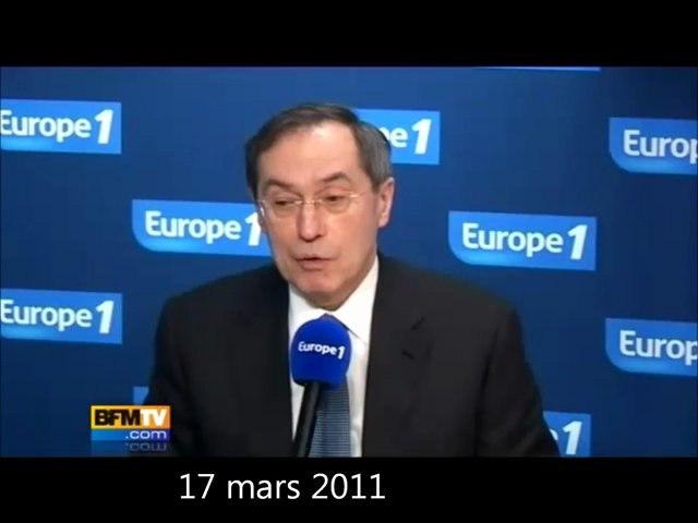 L'UMP responsable de la montée du FN (2007-2011)