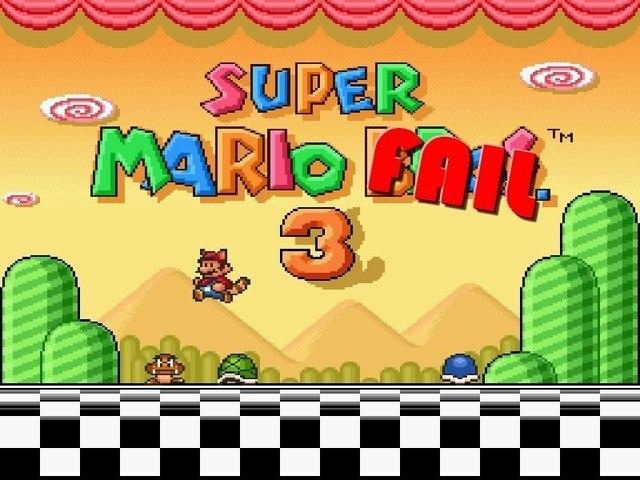 [Rebirth] Super Mario Bros. 3 : Daser de fail avec Mizako