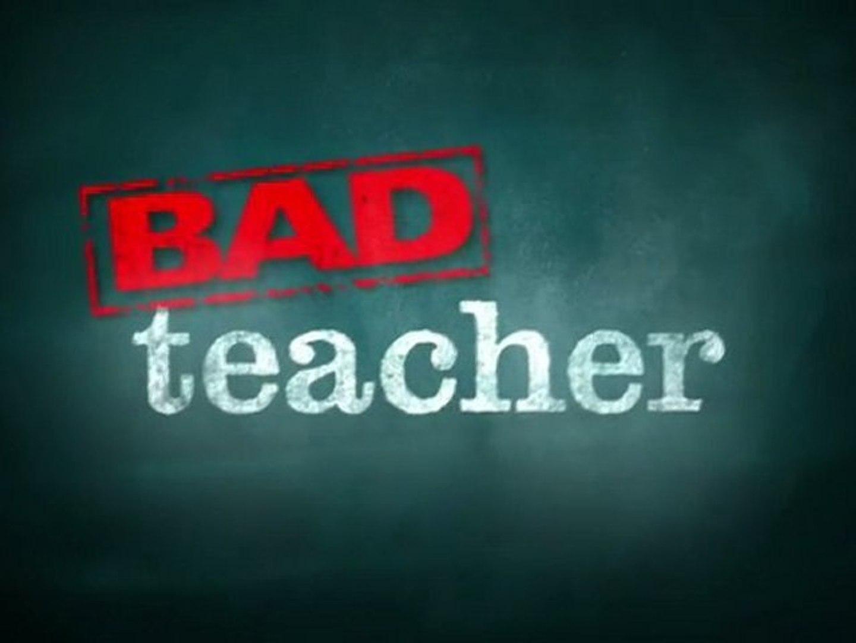 Bad Teacher Trailer Español Vídeo Dailymotion