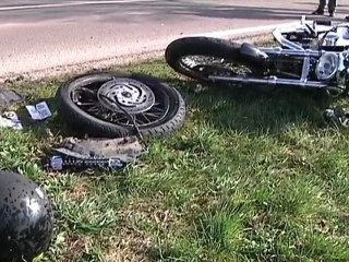 Un motard perd la vie à Saint-Germain