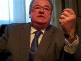 Daniel Vaillant, député maire du 18e arrondissement de Paris, s'exprime sur le cumul des mandats et son salaire de maire