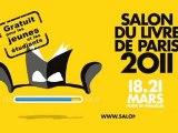 Les Éditions Dédicaces au Salon du livre de Paris 2011