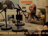 """L'équipe de nuit """"Featuring"""" l'émission du 18/03/2011 aperçu freestyle lax rap algerien"""