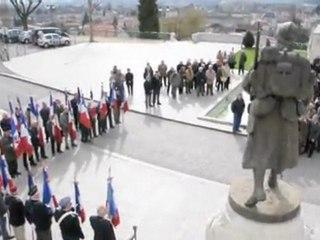 St-Gaudens: 49e anniversaire du cessez-le-feu en Algérie