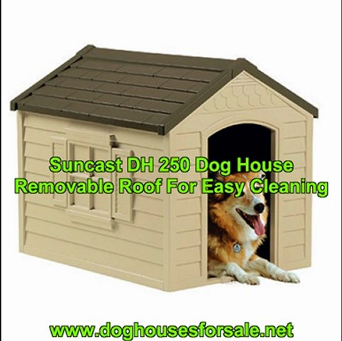 Suncast Dog Houses: Known For Quality…