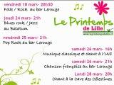 Festival du Printemps de Lille : le Printemps en musique