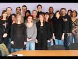 Equipe CFDT FMP - Elections professionnelles 2011