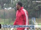 Info Chrono : Barthez sur Mandanda