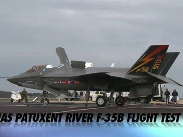 F-35 Flight Test Highlights