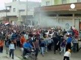 Au moins six manifestants tués par balles en Syrie
