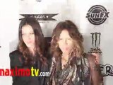 "STEVEN TYLER & LIV TYLER at ""SUPER"" Los Angeles PREMIERE"